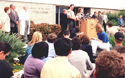 Heavens Gate Mass Suicides Response, County of San Diego
