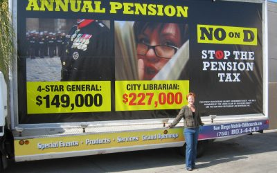 City of San Diego Proposition B Pension Reform Campaign
